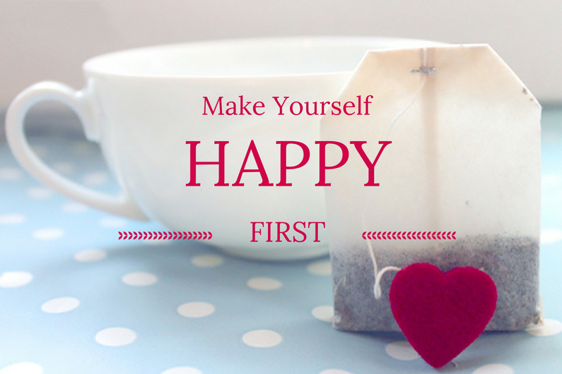 Make Yourself Happy First