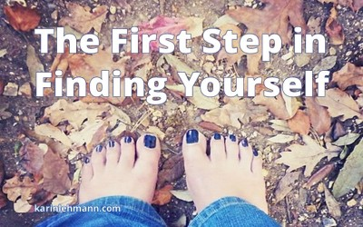 The First Step in Finding Yourself: Stop Being You.